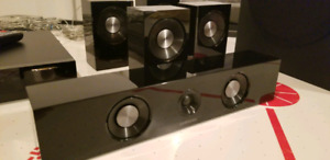 Samsung HT-C550 - home theater system - 5.1 channel Series