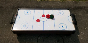 """40"""" x 20"""" Air Hockey table.  Barely used.  Pick up only."""