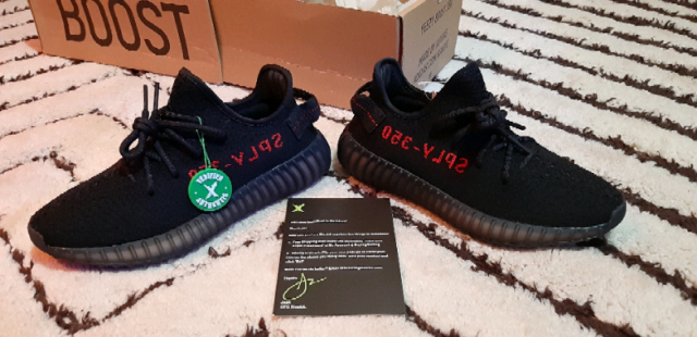 new product 93bb1 b626f Adidas Yeezy Boost 350 V2 Breds StockX RRP £500 - UK 6 | in Oxford,  Oxfordshire | Gumtree