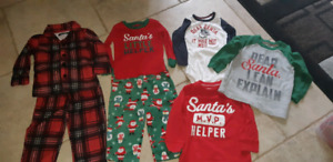 2T Christmas clothes