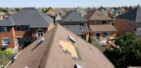 Roofing services, leak repairs, vent installations