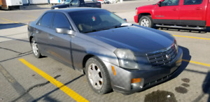 04 Cadillac cts