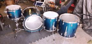 Gretsch Renown USA Drum Kit.