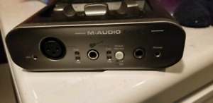 M Audio - Audio Interface