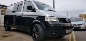 Vw t5 offers welcome