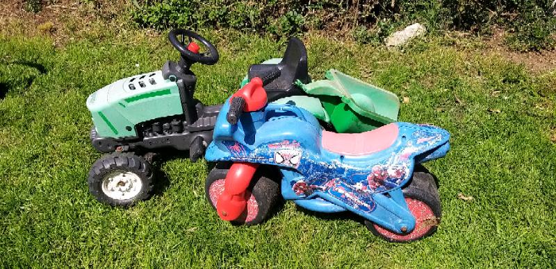 Free Children's outside toys
