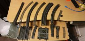 Hornby track 00 gauge for sale  Tiverton, Devon