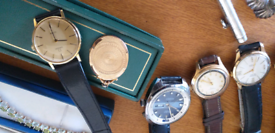 Wanted 9ct 14ct 18ct Gold Scrap Old Watches Vintage Watches