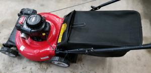 MTD Rearbag mulch mower