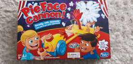 New unopened Pie face game