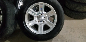 2016 Dodge Ram 1500 Limited Rims and Tires
