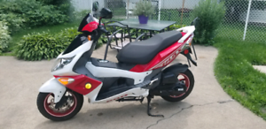 Scooter Pgo G Max
