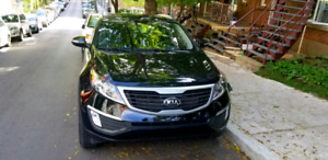 Kia SPORTAGE 2013 + Mags + warranty until 2020
