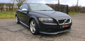 2009 VILVO C30 R DESIGN SPORT 1.6 PETROL MOTED TO MARCH 2022