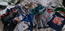 Boys clothes age 3-4