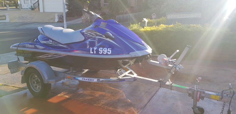 2010 yamaha wave runner VX deluxe | Jet Skis | Gumtree
