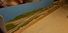 N gauge model railway layout 8x1 for sale  Melton Mowbray, Leicestershire