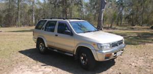 4x4 Pathfinder