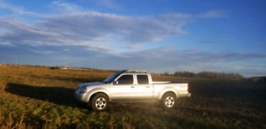 2002 nissan frontier  supercharged 4x4 crewcab