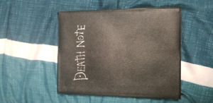 Death note cosplay book