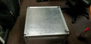 10U / 4U Mixer Flight Case