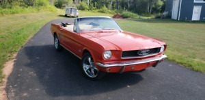 66 mustang 289 for sale