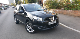 For sale Nissan qashqai in very good condition 1.5 diesel new MOT