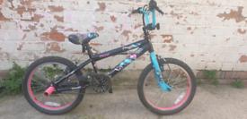 Small girls bmx bike