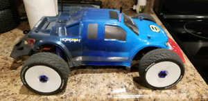 Traxxas rustler mamba with monster combo