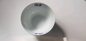 Katie alice vintage indigo cerial bowls