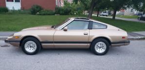 Nissan datsun 280zx 1983