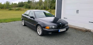 1997 BMW 540i with fresh MVI