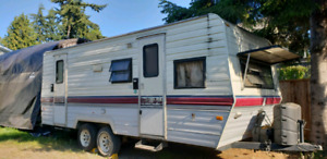 24 foot terry travel trailer