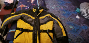 womans small snowmobile jacket