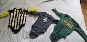34 PC boys 6-12/and 12 month lot