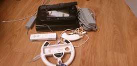 Wii U console & gamepad
