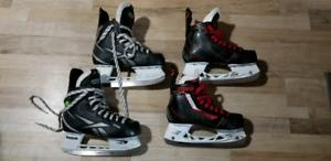 Youth and Junior hockey equipment