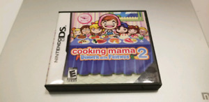 Cooking Mama 2 Dinner with Friends for Nintendo Ds
