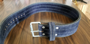 Inzer Single Prong Powerlifting Belt
