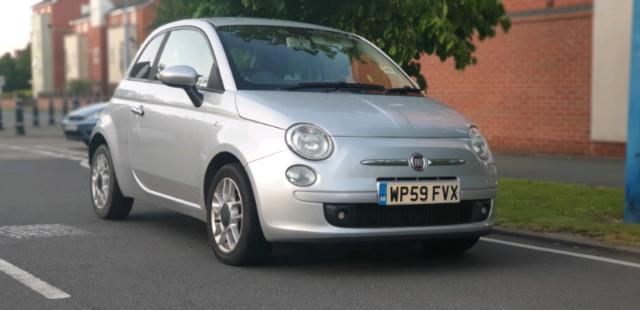 Fiat 500 Diesel New Mot In Sandwell West Midlands Gumtree