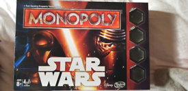 Monopoly starwars edition