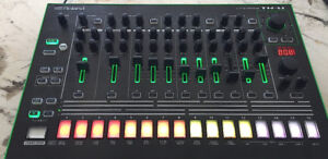Roland Tr-8 ( loaded with 808,909, 707/727 & 606 Sounds