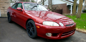 2000 lexus sc300 with low miles perfect for a 2jz gte project