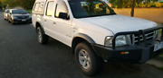 2005 ford courier manual petrol Rego RWC Meadow Heights Hume Area Preview