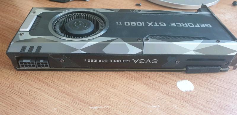 EVGA 1080ti SC 11GB  | in Radstock, Somerset | Gumtree