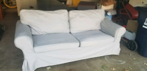 Ikea Ektorl Pullout Sofabed/Couch -$195  Delivered