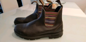 Blundstone boots brown  8au 9us