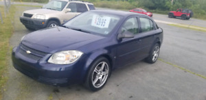 2010 chevrolet cobalt low kms