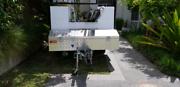 Tradie trailer with full lockup custom built Balmain Leichhardt Area Preview