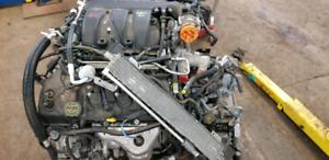 Ford 3.7l engine transmission transfer case